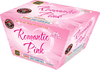 RA53024 ROMANTIC PINK 500 Gram 25 Shots Fan Cake
