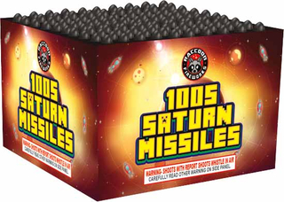 RA1130C-100 Saturn Missile Battery 100 Shots