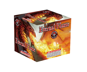 RA53820 Eternal Flame 500 Gram 9 Shots Cake