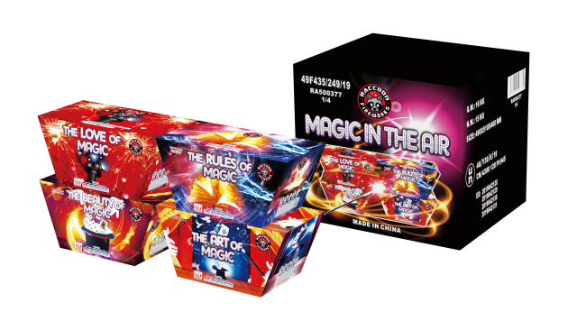RA500377 Magic in the Air Assorted Case