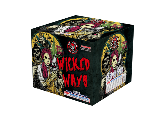 RA54506 Wicked Ways